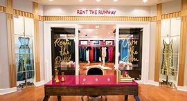 Rent The Runway חנות השכרת בגדים אופנה, צילום: Rent The Runway
