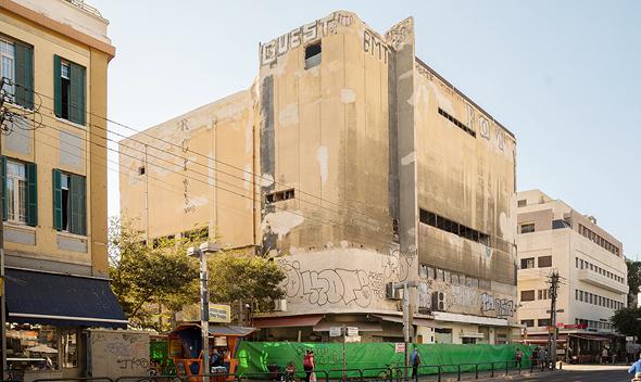 קולנוע אלנבי השבוע, צילום: טל שחר