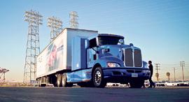 משאית חשמלית של טויוטה, צילום: יצרן
