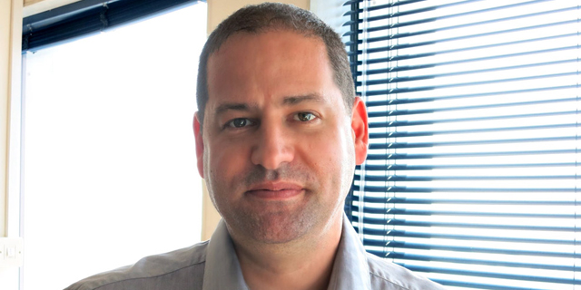 Shahar Tzafrir, managing partner at TLV Partners. Photo: PR