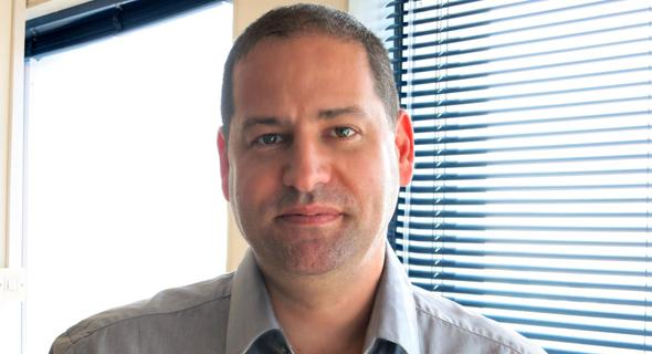 Shahar Tzafrir, managing partner at TLV Partners. Photo: PR