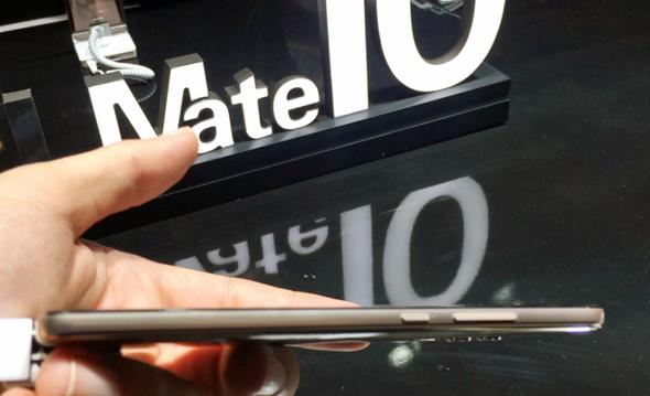 וואווי Mate 10 pro 9, צילום: עומר כביר
