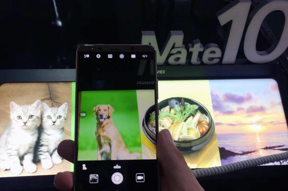 וואווי Mate 10 pro 18, צילום: עומר כביר