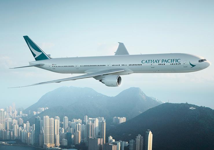 10. קתאי פסיפיק, הונג קונג, צילום: Cathay