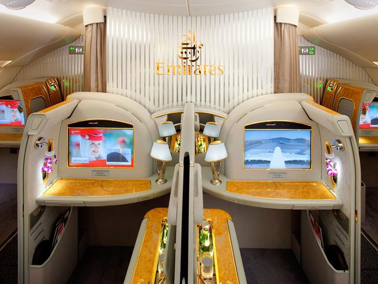 4. אמירייטס, דובאי, צילום: Emirates