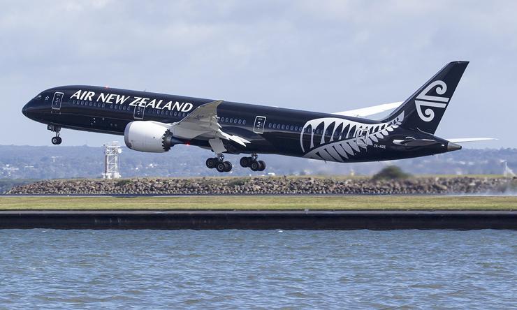 1. אייר ניו זילנד, צילום: air new zealnd