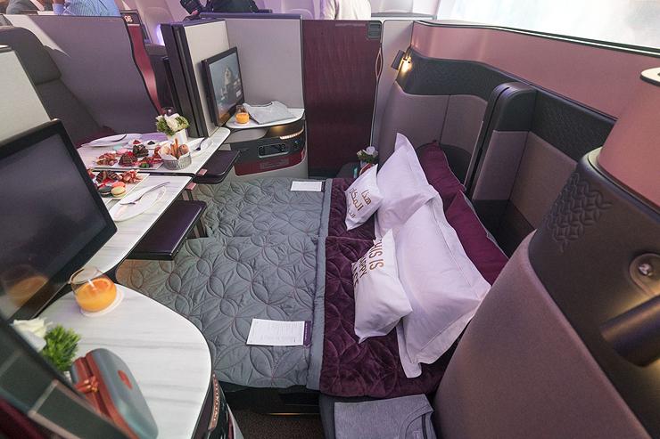 9. קטאר איירווייז, צילום: Qatar Airways