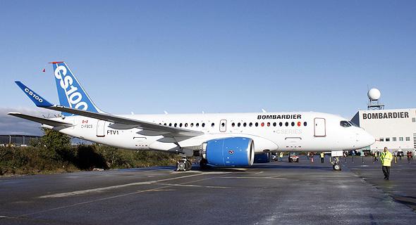 מטוס מסדרה C של בומברדייה