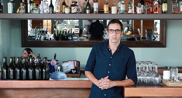 """שי ברמן מנכ""""ל איגוד המסעדות"""