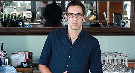"""מוסף שבועי 19.10.17 שי ברמן מנכ""""ל איגוד המסעדות, צילום: דנה קופל"""