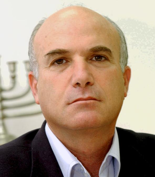 יוסי קוצ'יק.משמש יועץ לנציגות השופטים במאבקה