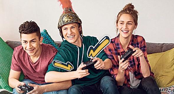 מתוך קמפיין הנוער החדש של אמזון, צילום: אמזון פיננסי