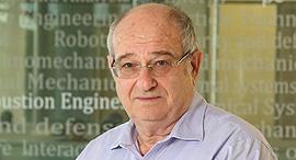 נשיא טכניון פרופ' פרץ לביא, צילום: אלעד גרשגורן