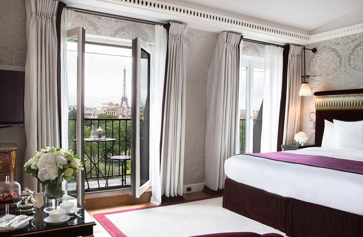 מלון LA RÉSERVE HOTEL & SPA, פריז, צרפת