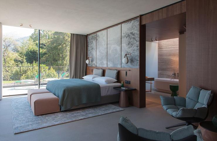 מלון IL SERENO, אגם קומו, איטליה