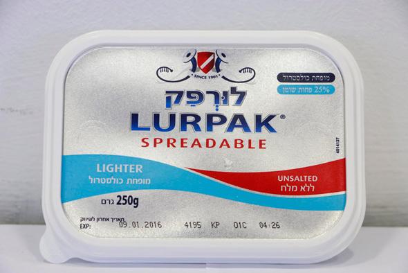 חמאה, צילום: דנה קופל