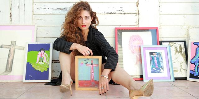 """הציור על פי אסי - ציורים שהותיר אסי דיין יוצגו ויימכרו: """"אלו ניצוצות של יצירה"""""""