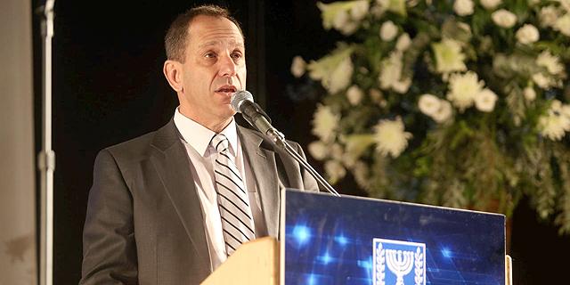 """יו""""ר רשות ניירות ערך שמואל האוזר, צילום: נמרוד גליקמן"""