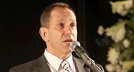 """יו""""ר רשות ני""""ע, שמואל האוזר, צילום: נמרוד גליקמן"""