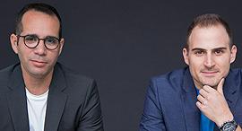 מימין: איתמר חושן והדן אורנשטיין, צילום: דן מילר