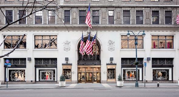חנות כלבו לורד אנד טיילור ניו יורק wework, צילום: Lord and Taylor