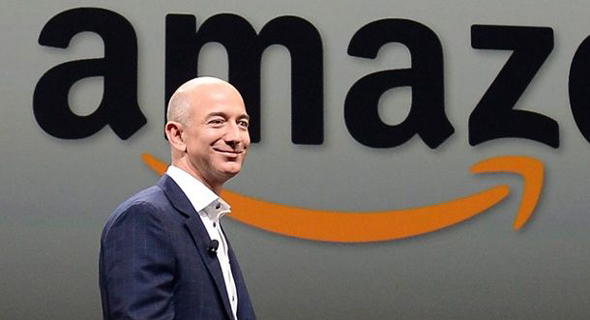 Amazon's founder Jeff Bezos. Photo: Reuters
