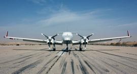 דומינייטור של אירונאוטיקס מטוס ללא טייס מלט
