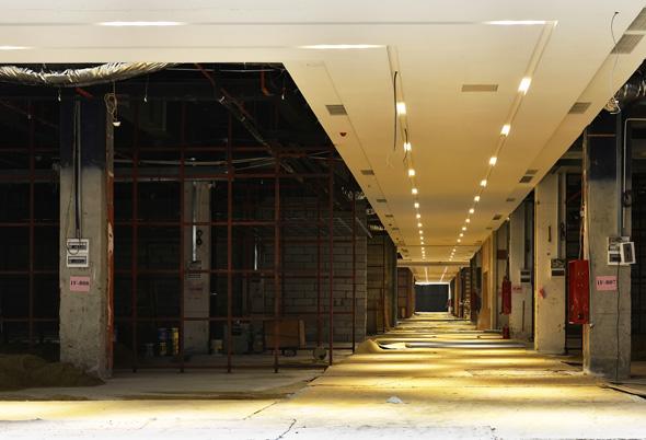 חלל מסחרי בבנייה, אילוסטרציה