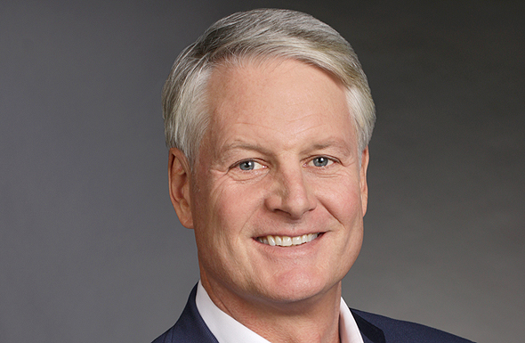 ServiceNow CEO John Donahoe. Photo: ServiceNow Press