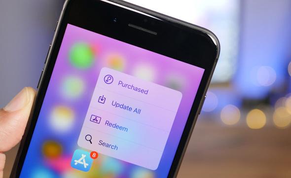 אפל אייפון מערכת הפעלה IOS, צילום: 9to5Mac