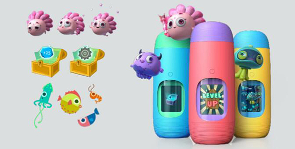 6aaa40a2d3 Former Alibaba Chiefs Bring Tamagotchi-style Water Bottle to Market ...