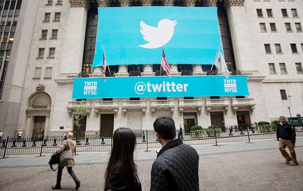 Twitter. Photo: Bloomberg