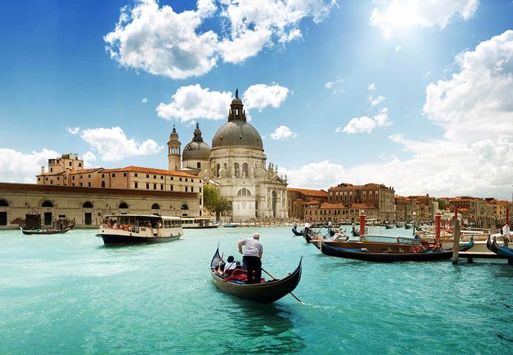 במקום הרביעי. ונציה