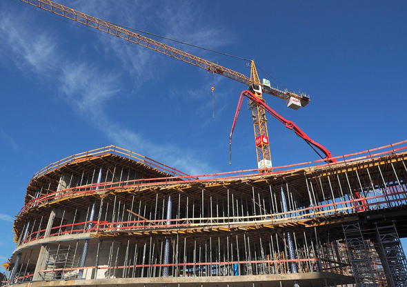 Construction site(Illustration)