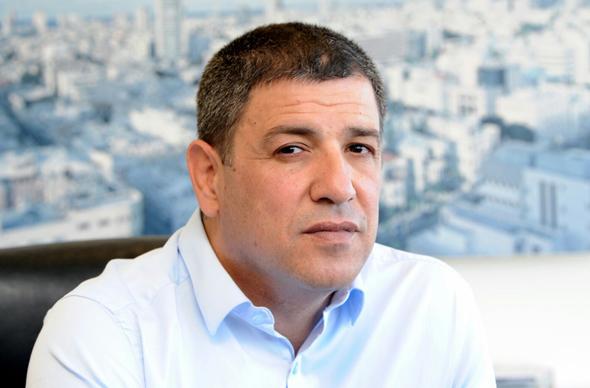 """עו""""ד אליאב בן שמעון, מנכ""""ל התאחדות בוני הארץ, צילום: כפיר סיון"""