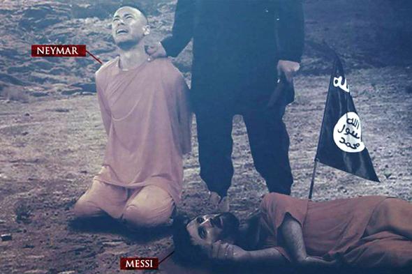 """הפוטושופ של דאע""""ש"""