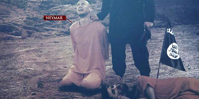 """על הכוונת של דאע""""ש: מסי, ניימאר והמונדיאל ברוסיה"""