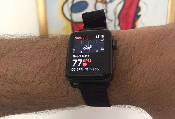 אפל ווטש 3 שעון חכם מחשוב לביש 1, צילום: עומר כביר