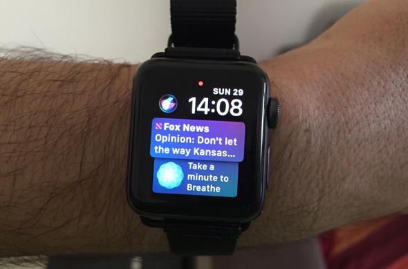 אפל ווטש 3 שעון חכם מחשוב לביש 4, צילום: עומר כביר
