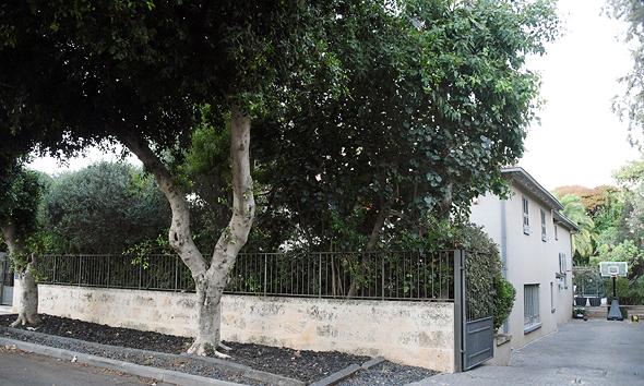 ביתו של אליעזר פישמן סביון, צילום: יאיר שגיא