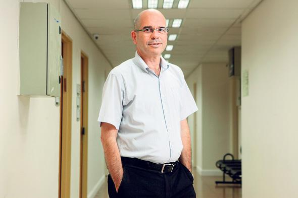 ראש עיריית פתח תקוה איציק ברוורמן