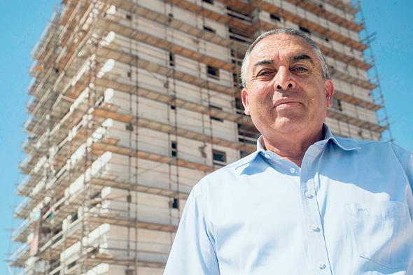 """סלים לאחם, יזם נדל""""ן: אם מישהו בונה דירה מעל ההורים, הערך הכלכלי שלה הוא אפסי"""