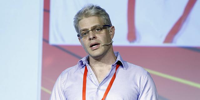 """ד""""ר יוסי קשת בוועידת הדיגיטל והמובייל של כלכליסט, צילום: עמית שעל"""