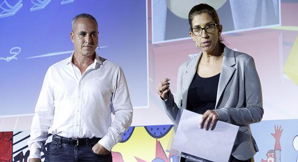 """רונית פטר בן דוד וערן וולף, מימון ישיר. """"המודל שלנו מבוסס על 6,000 חוקים עסקיים"""""""