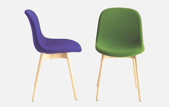 כיסאות של Hay ושרפרף PLOPP. מחזור של 140 מיליון דולר, צילום: Patrick Quayle