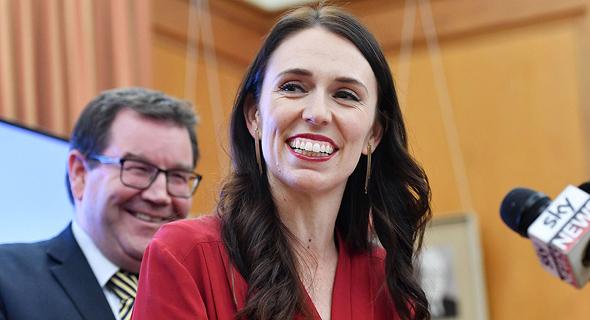 """ראש ממשלת ניו זילנד,  ג'סינדה ארדרן. """"שוק דיור מקולקל"""""""