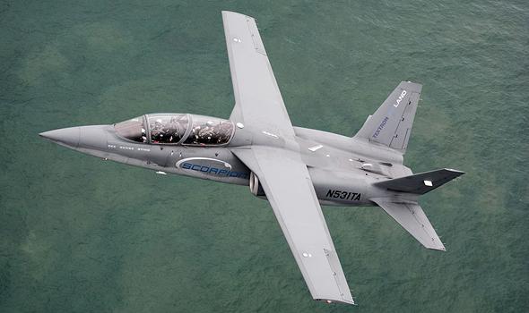 נחמד, אבל לא A10. מטוס הסקורפיון