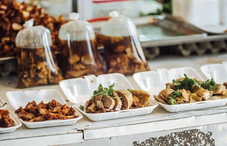 מאכלי רחוב הודיים, צילום: שאטרסטוק
