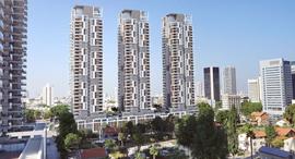 הדמיה של פרויקט יונייטד שרונה תל אביב, צילום: מינהל מגורים ישראל