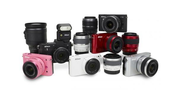 מצלמות ניקון 1